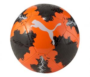 Ballon Puma Spin T.5 Orange/Noir