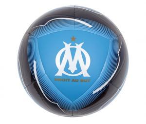 Balón Puma OM Icon talla 5 Azul/Negro