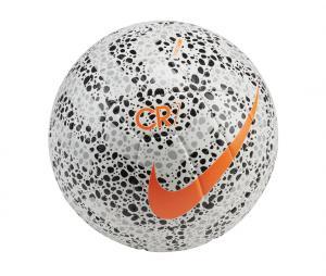Ballon Nike CR7 Safari T.4 Blanc