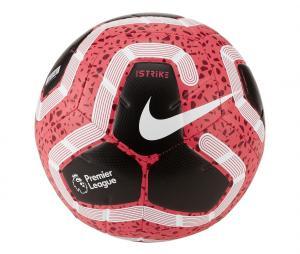 Ballon Nike Premier League Strike T.5 Rose/Noir