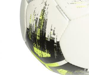 Ballon adidas Team Training Pro T.5 Blanc/Noir/Jaune