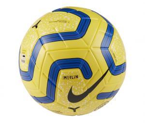 Ballon Nike Premier League Merlin T.5 Jaune