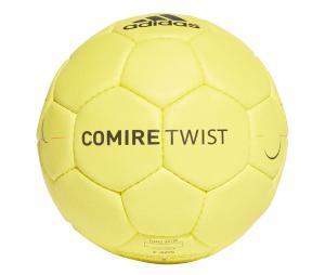 Ballon adidas Comire Twist T.3 Jaune