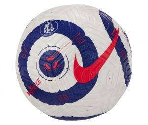 Ballon Nike Premier League Strike T.5 Blanc/Bleu