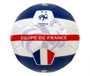 Ballon France Champions du Monde T.5 Bleu/Blanc