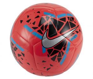 Ballon Nike Pitch T.5 Rouge