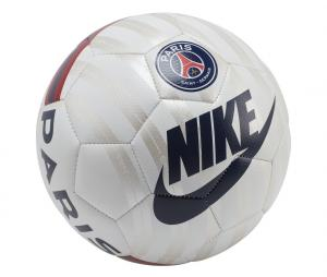 Ballon Nike PSG Prestige T.5 Blanc