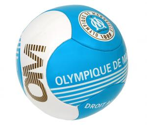 OM Beach Ball Size 5 Blue/White