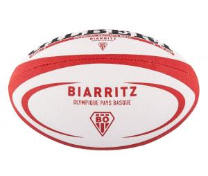 Ballon Replica Gilbert Biarritz T.5 Blanc