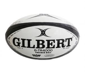 Ballon Gilbert G-TR4000 T.5 Blanc/Noir