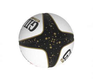 Ballon Gilbert Stade Toulousain Collector T.5 Blanc