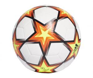 Ballon Entraînement adidas UEFA Champions League T.5 Blanc