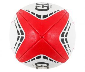 Ballon Gilbert G-TR4000 T.4 Blanc/Rouge