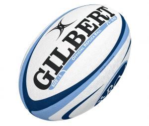 Ballon Gilbert Vannes T.5 Blanc/Bleu