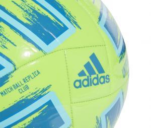Ballon Uniforia Club UEFA EURO 2020 T.5 Vert/Bleu