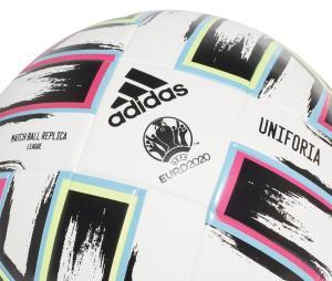 Ballon adidas Uniforia League T.5 Blanc