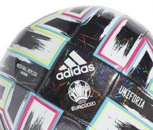 Ballon Entraînement adidas Uniforia T.5 Noir