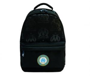 Backpack Olympique de Marseille 1 Compartment Black