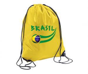 Sac de Gym Brésil Jaune
