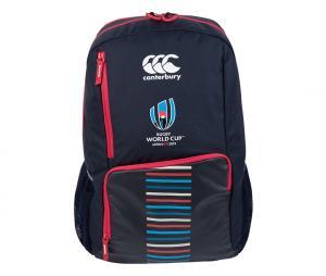 Sac à dos Canterbury Coupe du Monde de Rugby 2019 Bleu