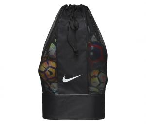 Sac à ballons Nike Club Team Noir
