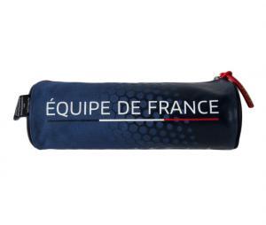 Trousse Ronde FFF Bleu