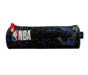 Trousse Ronde NBA Noir Junior