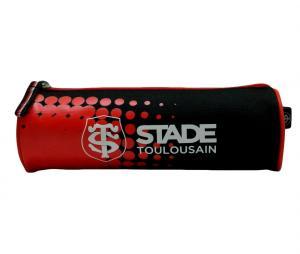 Trousse ronde Stade Toulousain Noir/Rouge