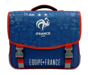 Cartable France Bleu Junior