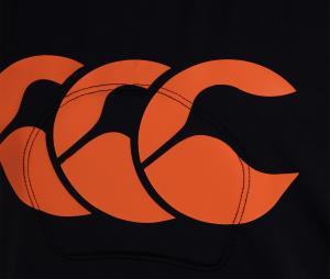 Epaulières Canterbury Vapodri Raze Noir/Orange Junior