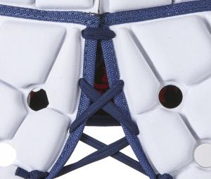 Casque Canterbury Ventilator Blanc Junior