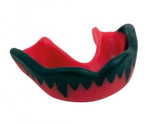 Protège-dents Gilbert Rouge/Noir Junior