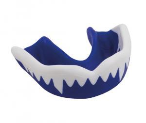 Protège-dents Gilbert Viper Blanc/Bleu Junior