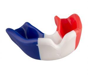 Protège-dents Gilbert Drapeau Bleu/Blanc/Rouge
