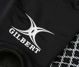 Mitaines Gilbert Rugby Noir
