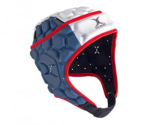 Casque Gilbert Falcon 200 France Bleu/Blanc/Rouge
