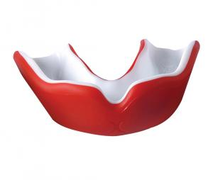 Protège-dents Gilbert Virtuo Dual Density Rouge/Blanc