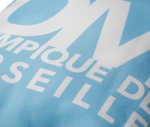 Coussin OM 40 x 40 cm Bleu