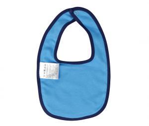 OM Baby's Bib Blue