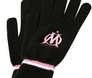 OM Supporter Kid's Gloves Black