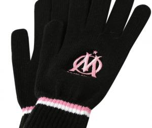 OM Supporter Woman's Gloves Black
