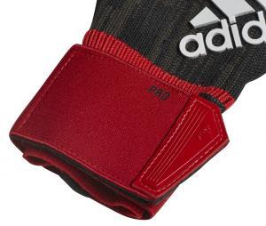 Gants Gardien adidas Predator Pro Rouge/Noir