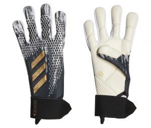 Gants de Gardien adidas Predator 20 Compétition Blanc/Gris