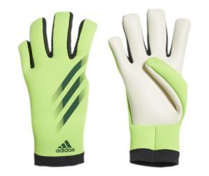 Gants de Gardien adidas Entraînement X20 Vert/Blanc
