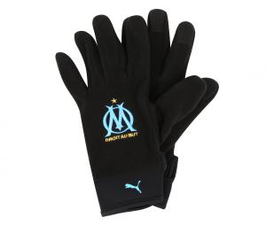 Puma OM Winter Liga Gloves Black