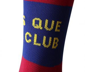 Chaussettes Barça Squad Crew Rouge
