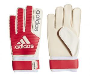 Gants Gardien adidas Classic Rouge/Blanc