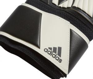 Gants de gardien adidas Tiro League Blanc/Noir