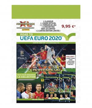 Pack de démarrage ADRENALYN XL Road To UEFA Euro 2020