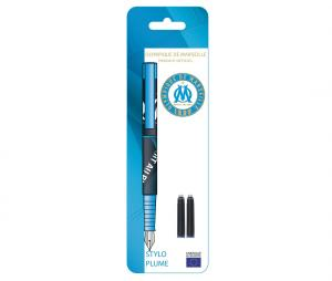 OM Fountain pen Blue/Black